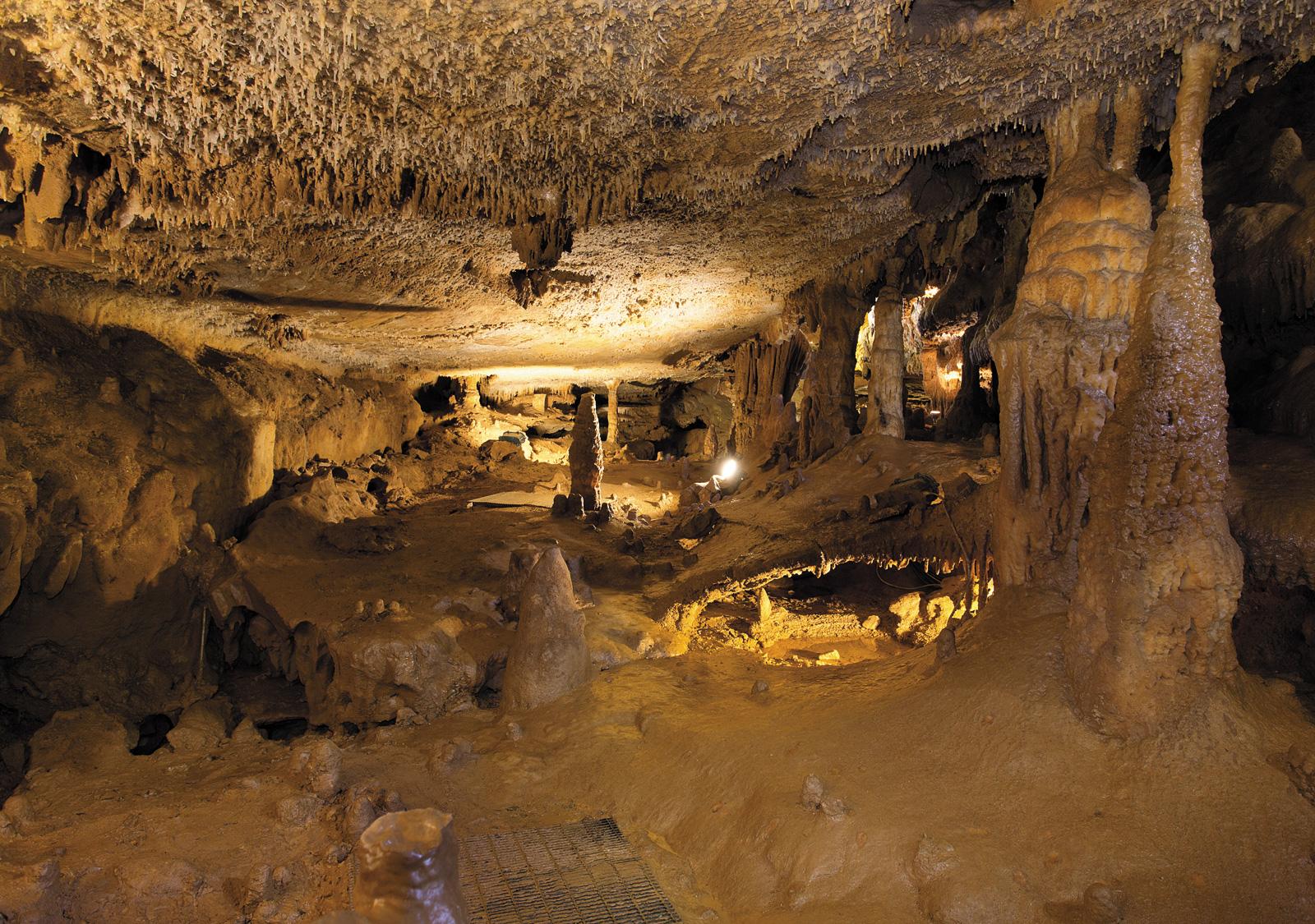 Grotte del Caudano